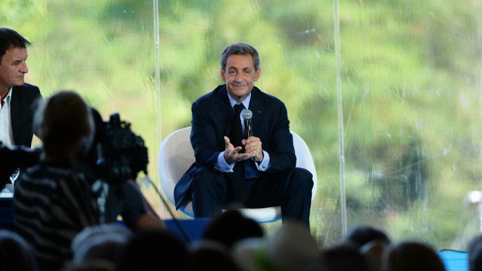 """VIDEOS. Devant le Medef, Sarkozy rejoue le """"travailler plus pour gagner plus"""""""