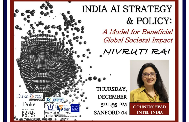India AI Strategy & Policy @ Sanford 04