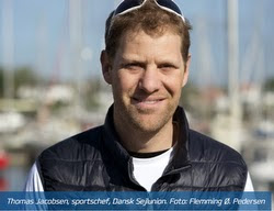 Danish Sailing Association- Managing Director- Thomas Jacobsen