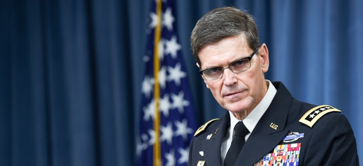 """Gen. Joseph Votel, commander, U.S. Central Command, told Congress that the U.S. needs to use """"a combination of all of our elements of power — hard power and soft power."""""""