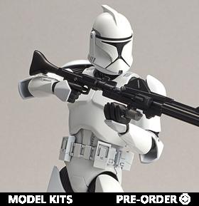 Star Wars Model Kits