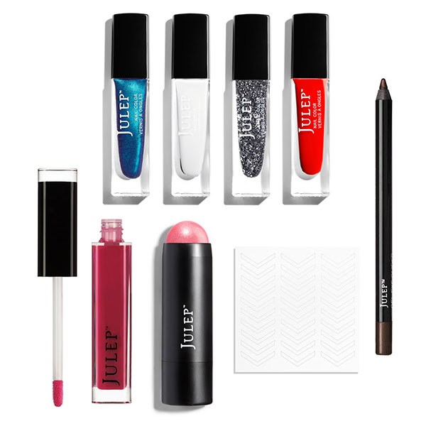 Free 8-Piece Star Spangled Beauty Gift when you join Julep