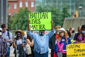 Haitian LIves Matter