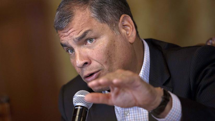 Correa tras el arresto de Assange: