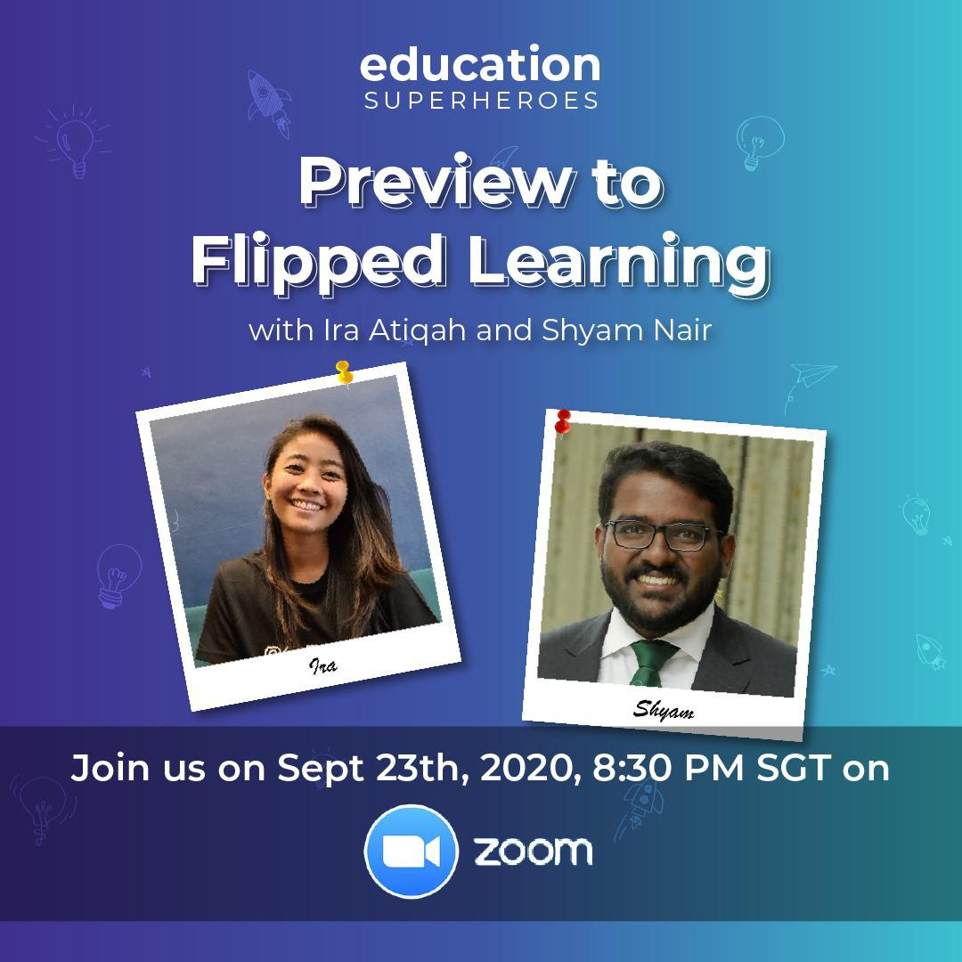 Interactive Webinar on Flipped Learning