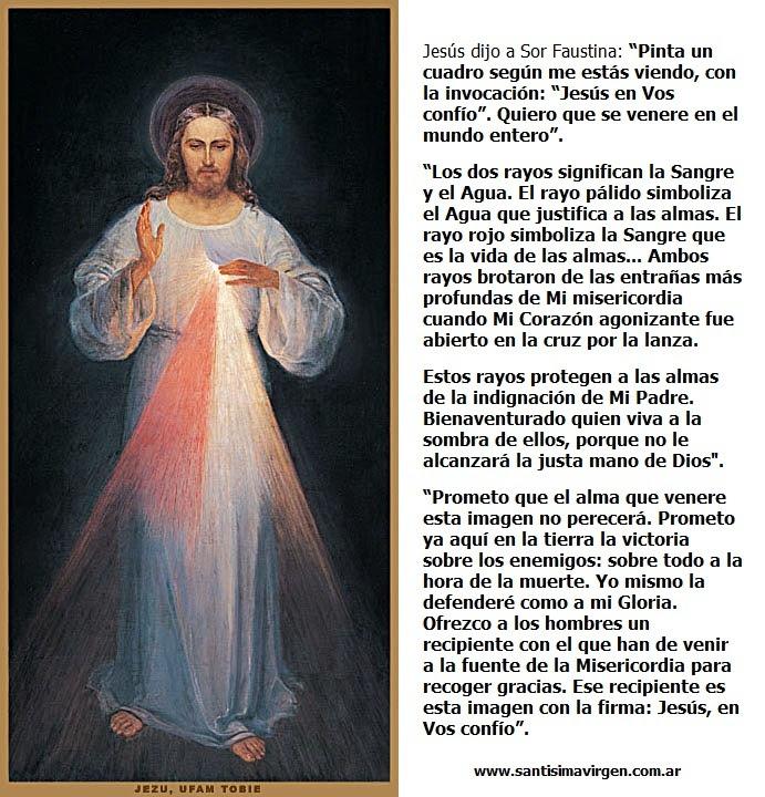 jesus misericordioso imagen