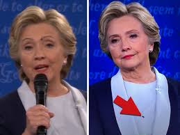 Fly Lands on Crooked Hillary During Debate - 'Lies! Lies! Lies! Attracting all the Flies!' (Video)