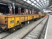 Upgrading Liverpool Lime Street station