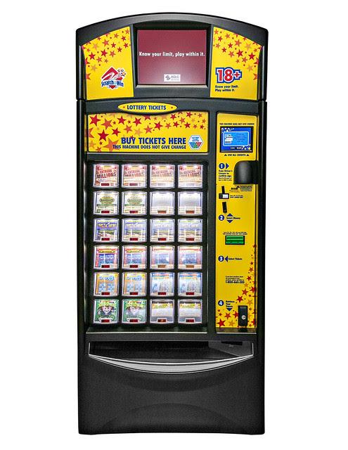 ITVM - Instant Ticket Vending Machine