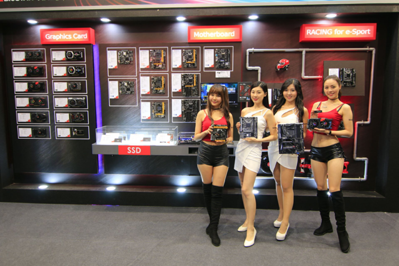 BIOSTAR Presents 5G Gaming PC, Racing X570GT8 and AI