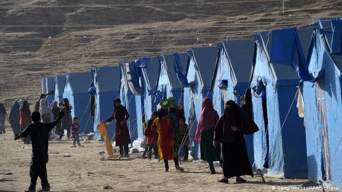 Afghanistan Flüchtlinge (Getty Images/AFP/S. Marai)
