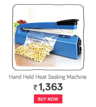 Hand Seld Heat Sealing Machine