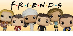 POP! TV FRIENDS