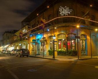 New Orleans City Stay