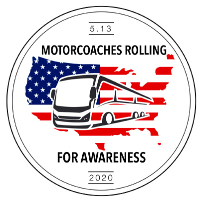 Motorcoaches Rolling for Awareness