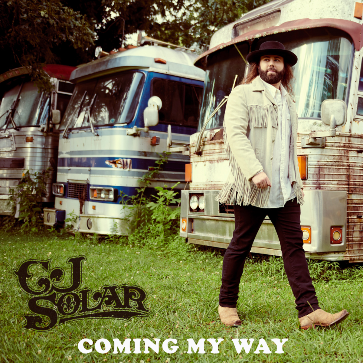 CJ Solar, Solar, Coming My Way, Coming, Sepmtember