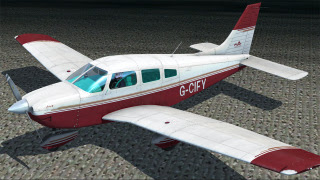 PA-28-181 Archer III (for FSX & P3D)