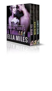 The Maybe Series Box Set: Books 1–3 by Ella Miles
