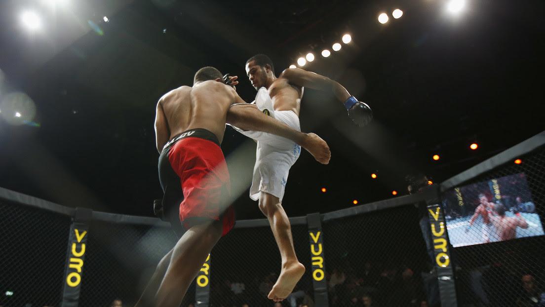 Sin guantes y sin límite de tiempo: el brutal y violento hibrido de MMA celebra su segundo torneo con una lucha entre mujeres
