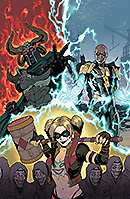 InJustice Gods Among Us Year Five Annual 1