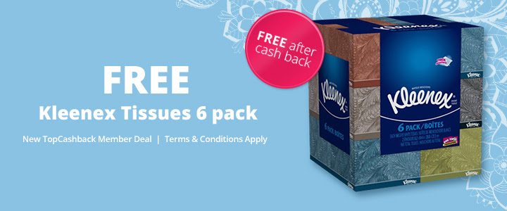 FREE Kleenex Everyday Facial T...