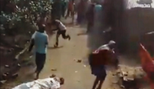 India: Muslims hurl heavy stones at Hindu procession for not stopping its music near mosque
