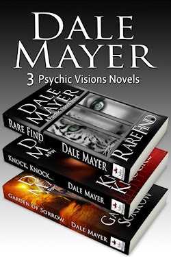 [ cover: Psychic Visions Box Set ]