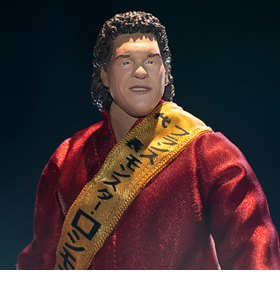 Andre The Giant (Robe Ver.) Ultimates Limited Edition Figure