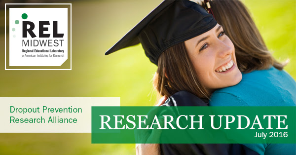 Dropout Prevention Research Alliance: Research Update