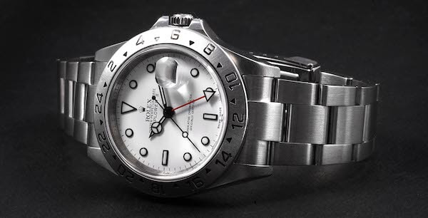 Explorer II White Dial