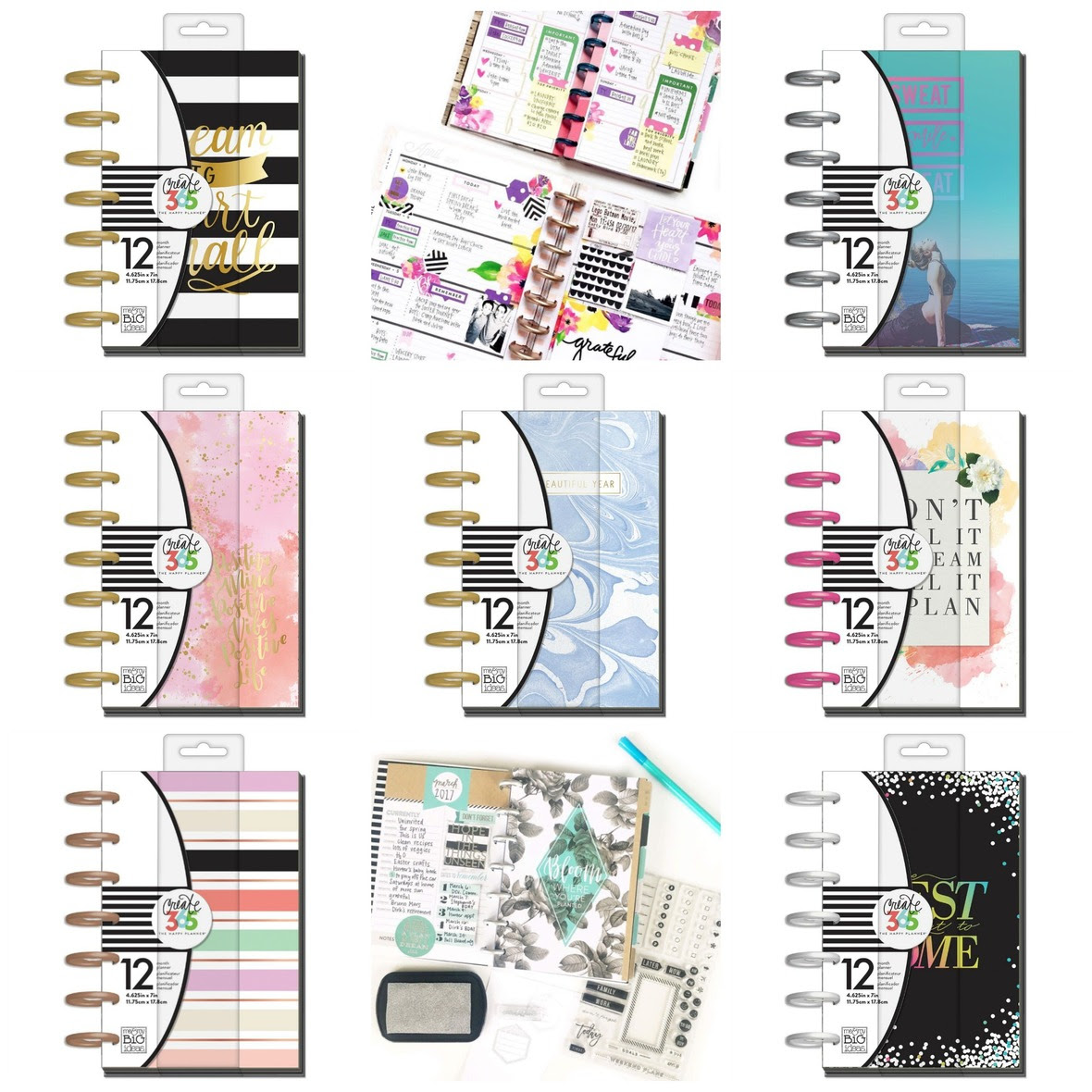PicMonkey Collage MINI PLANNER