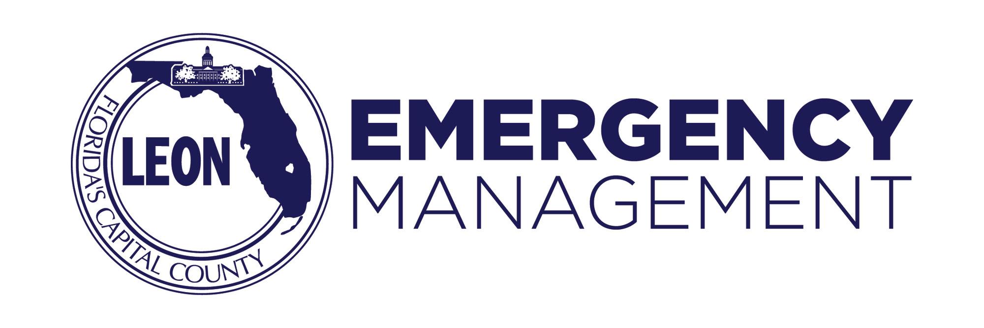 Leon County EM logo