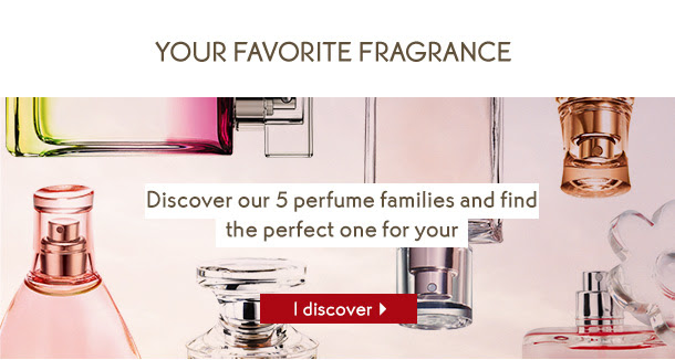 YOUR FAVORITE FRAGRANCE