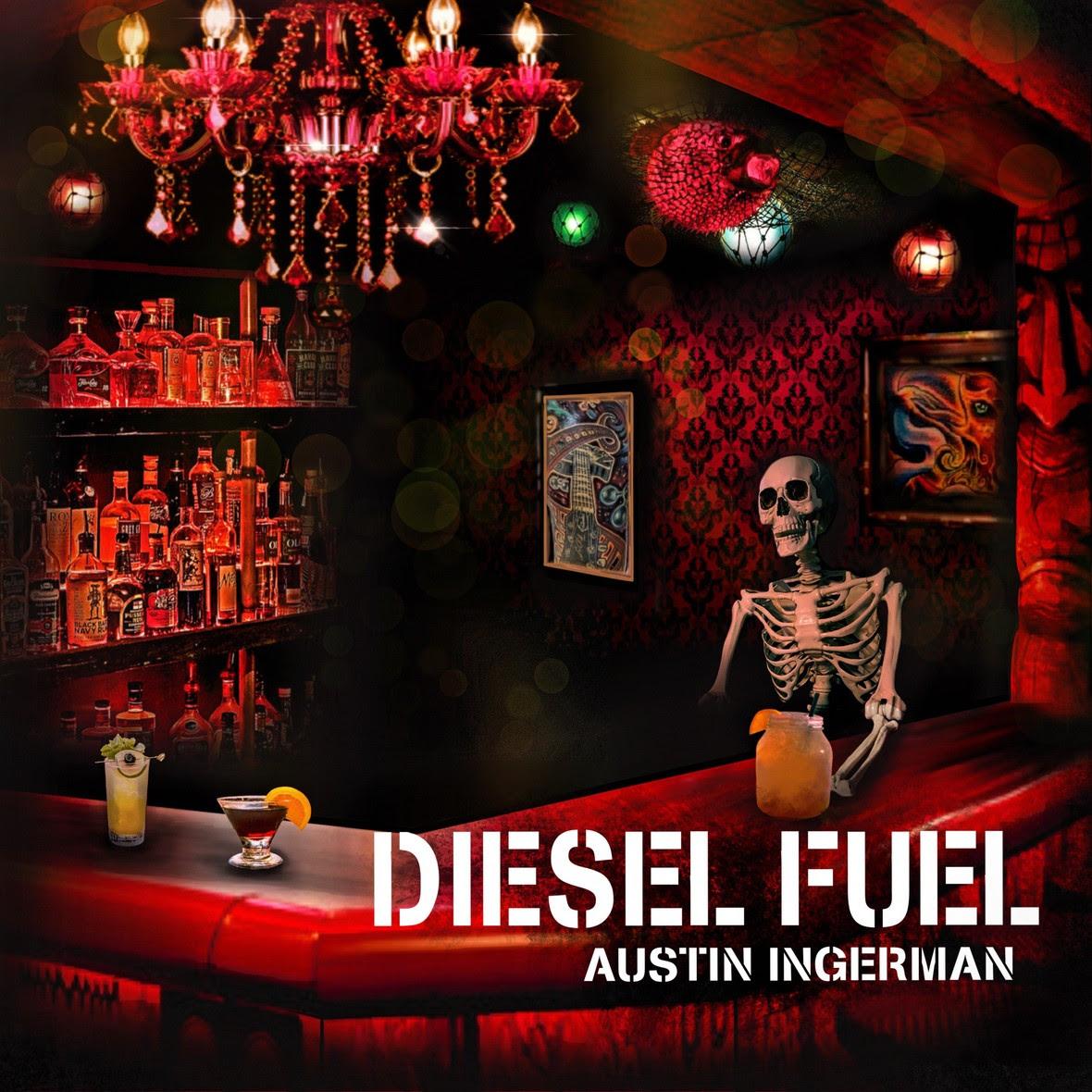 Diesel Fuel art
