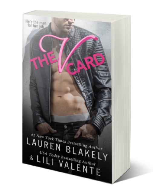 The V Card by Lauren Blakely and Lili Valente