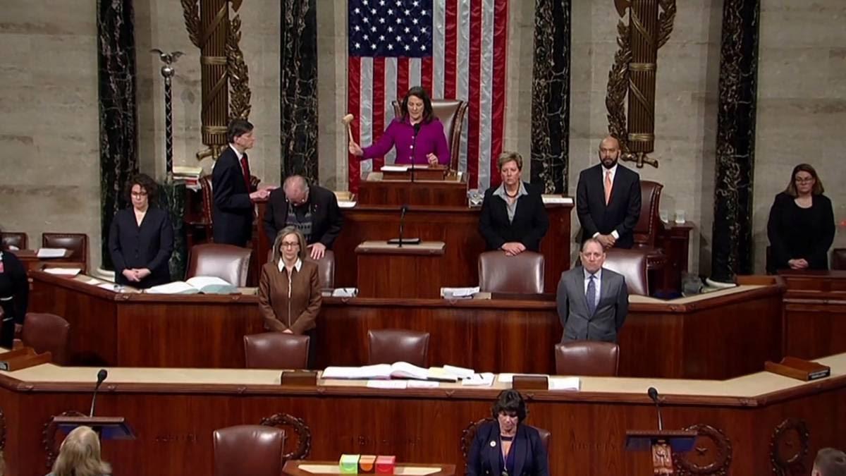'Impeachments' en la era del selfi: el gran debate dentro del Capitolio