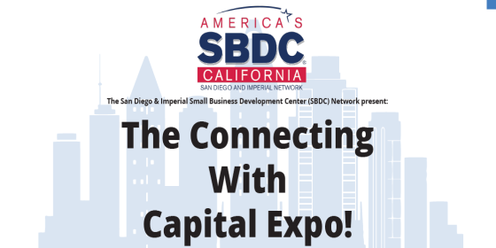 Graphic: Connecting with Capital Expo!
