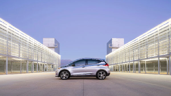 the chevy bolt