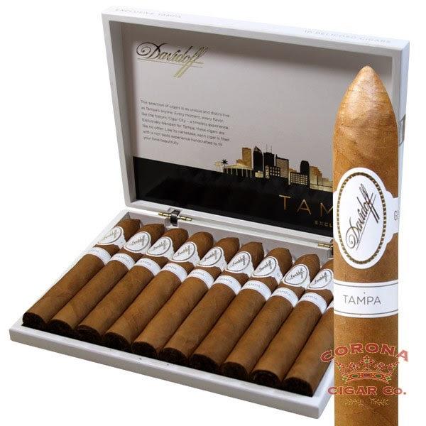 Image of Davidoff Exclusive Tampa Edition Cigars