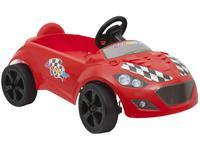 Carro a Pedal Infantil Roadster