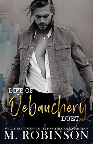 Cover for 'Life of Debauchery'