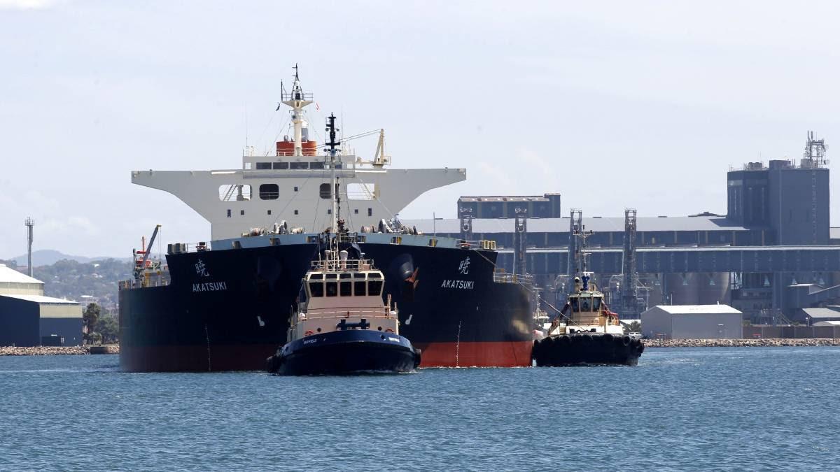 ANZ dumps Port of Newcastle