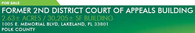 For Sale 1005 E Memorial Blvd, Lakeland, Florida