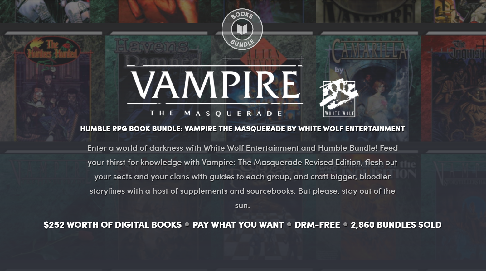 Vampire: The Masquerade – Tessera Guild