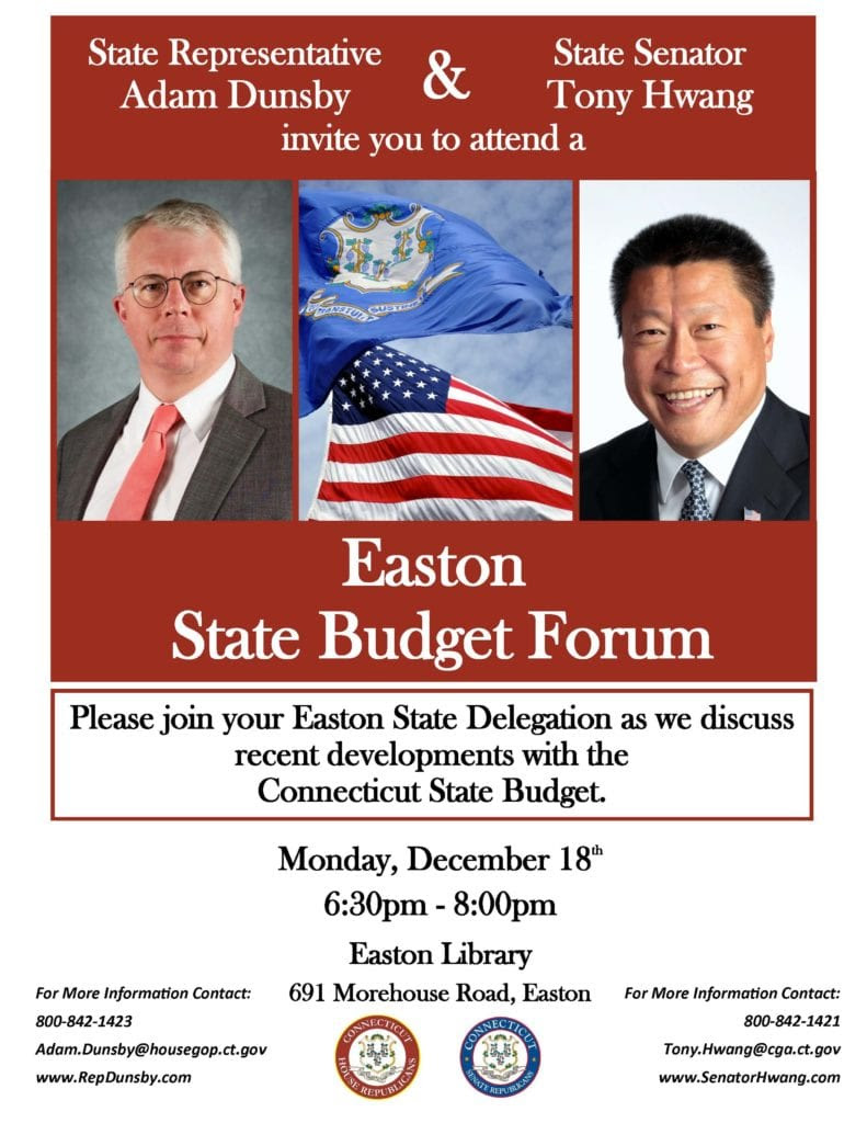 Easton Budget Forum (2)