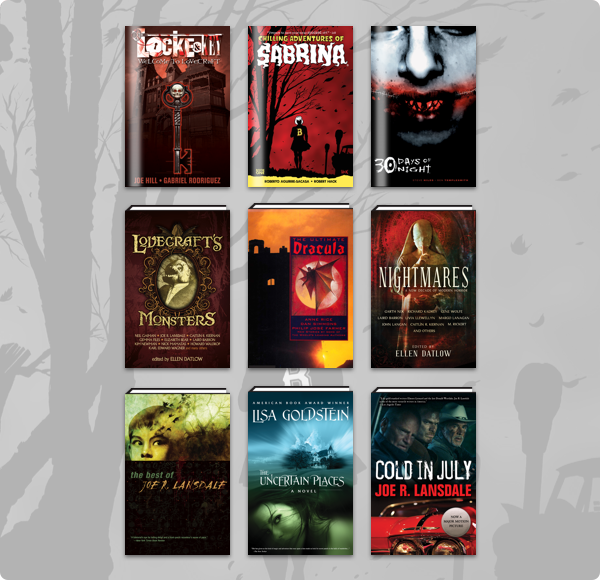 Humble Book Bundle: Tales of Horror