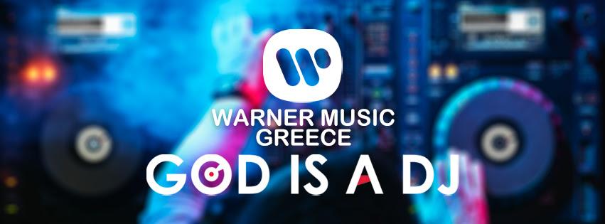 GOD IS A DJ
