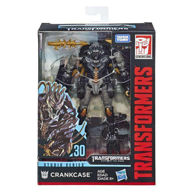 Image of Transformers Studio Series Premier Deluxe Wave 5 - Crankcase - JANUARY 2019