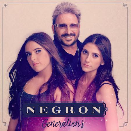 Negron Generations album cover