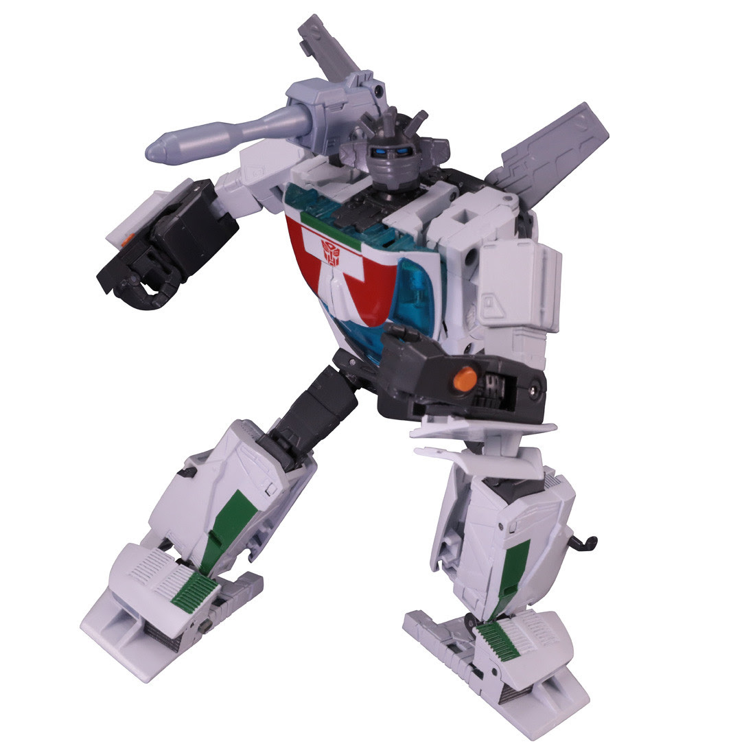 MP-20+ Masterpiece Wheeljack - Cartoon Accurate Version